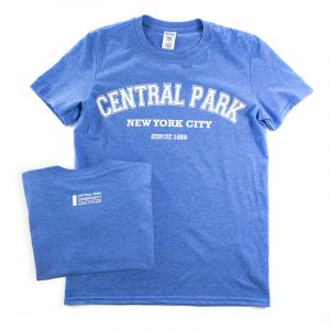 Central Park Official Tee - Blue