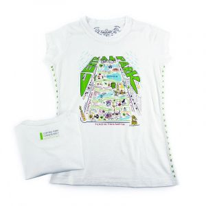 Central Park Women's Tee by Catstudio