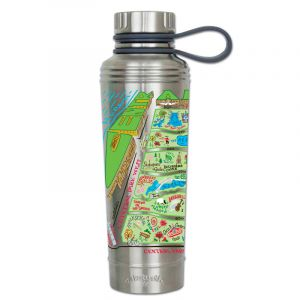 Central Park Thermal Bottle by Catstudio
