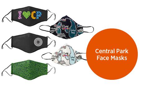 Central Park Face Masks