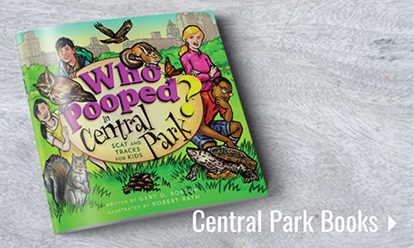 Who Pooped in Central Park Book